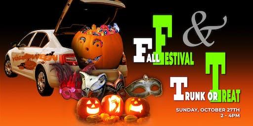 Fall Festival & Trunk or Treat