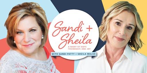 Shelia Walsh - A Night of Hope, Friendship, & Joy Tour - VOLUNTEER - Greensburg, PA