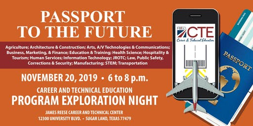 FBISD CTE Program Exploration Night
