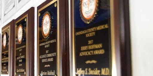 Onondaga County Medical Society Annual  Awards Dinner