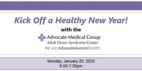 Kick Off a Healthy New Year Open House tickets