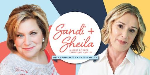 Shelia Walsh - A Night of Hope, Friendship, & Joy Tour - VOLUNTEER - Lebanon, OH
