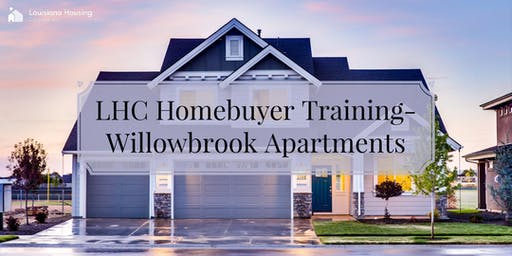 LHC Homebuyer Training- Willowbrook Apartments