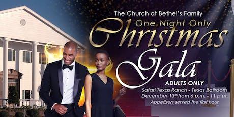 Church at Bethel's Family Christmas Gala 2019 tickets