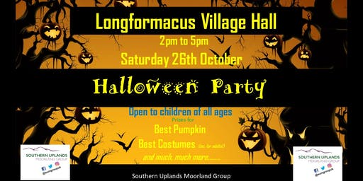 SUMG Community Halloween Party