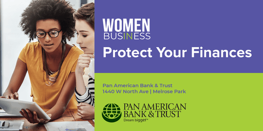 Women in Business: Protect Your Finances