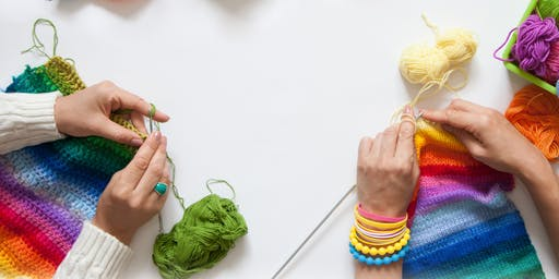 Knit Wits: Intro Knitting Workshop - Ridgedale