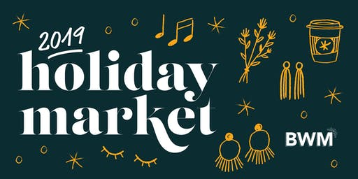 Boston Women's Holiday Market // Somerville