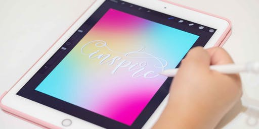 Beginner's iPad Lettering Workshop