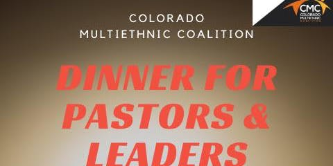 CMC Thanksgiving Meeting for Pastors & Leaders