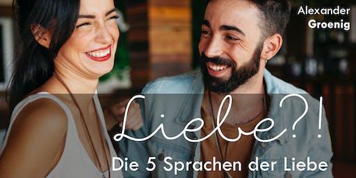 5 Sprachen der Liebe - geliebt in Beziehung + Beruf (Kommunikations-WORKSHOP)