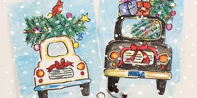 Kids Holiday Paint Pop-Up (Perkins/Highland)