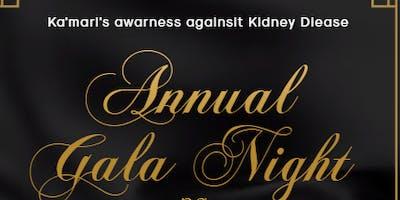 Ka'Mari's Annual Gala Night for kidney disease