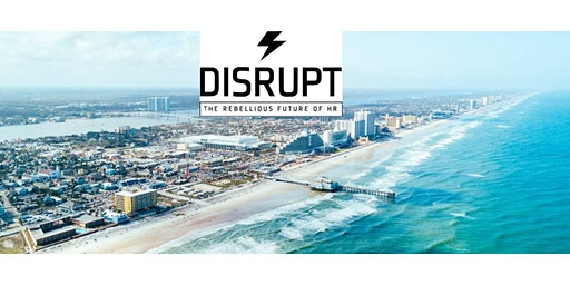 DisruptHR Daytona 1.0 Sponsorship Opportunities