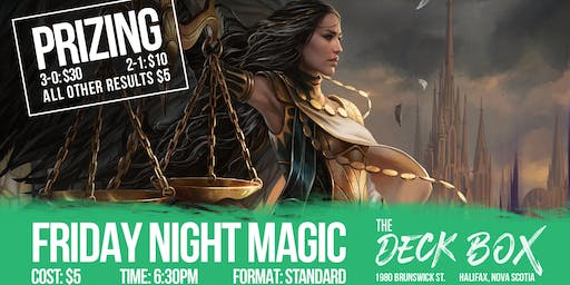 Friday Night Magic: Standard