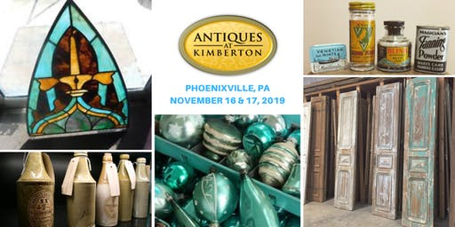 Antiques At Kimberton - Fall 2019