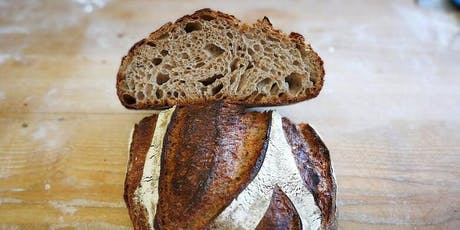 Bread&Baking with Chris. Sourdough Master Class tickets