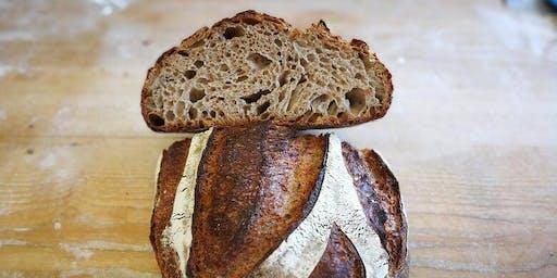 Bread&Baking with Chris. Sourdough Master Class