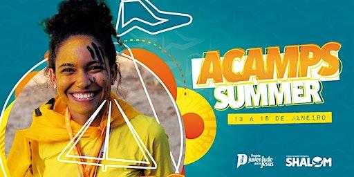 Acamp's Summer Fortaleza 2020.1