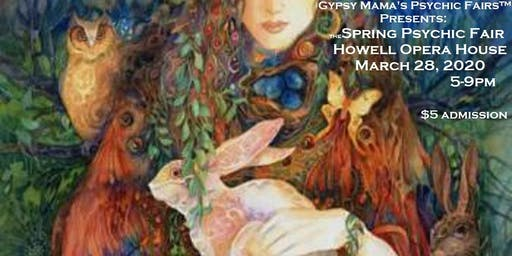 GMPF™ Spring Psychic Fair-Howell Opera House