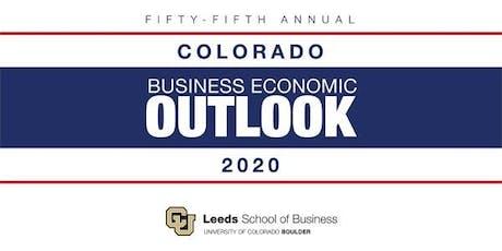 2020 Colorado Business Economic Outlook Forum tickets