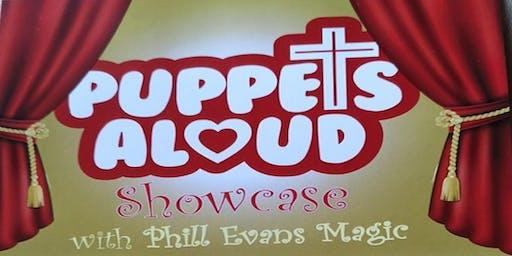Puppets Aloud Showcase