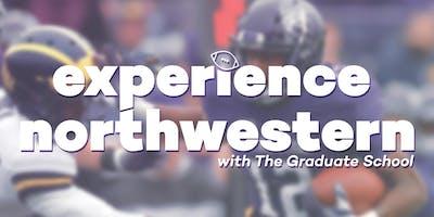 Experience Northwestern: Northwestern vs. Minnesota Football Game