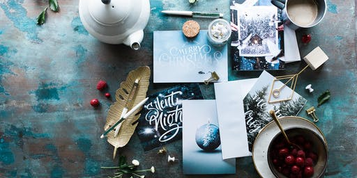 Time to Pause: A Holiday Writing Workshop