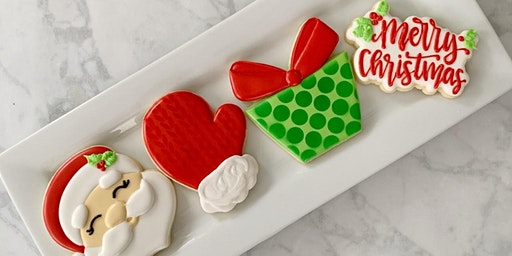 Christmas Cookie Decorating- Advanced (Perkins/Highland)