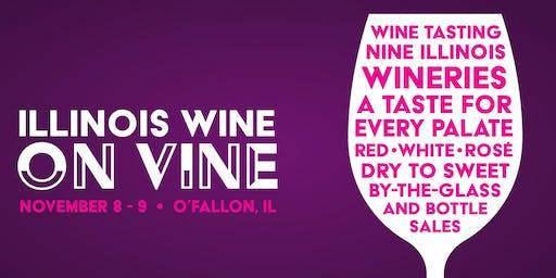#IllinoisWine on Vine