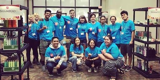 SYL Volunteer: The Salvation Army Thanksgiving Dinner