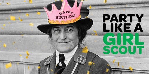 Party like a Girl Scout!