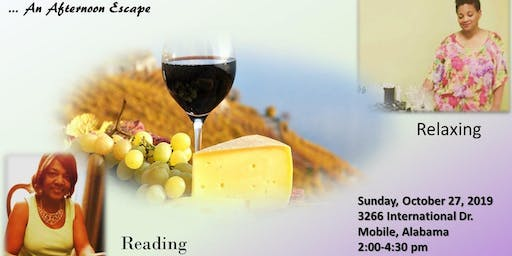 Reading & Relaxing : An Afternoon Escape