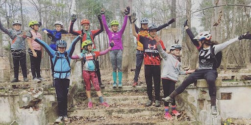 Research Triangle Park Trail Work Day