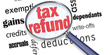 加房集团精英学堂讲座系列:如何申请退还15% 海外买家税 tickets
