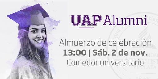 Almuerzo de Celebración - UAP Alumni