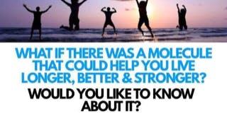 Live Longer Better Stronger Wellness Seminar