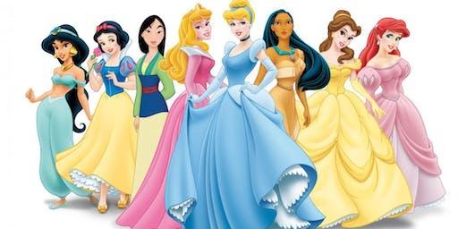 5th Annual Princess Tea Party