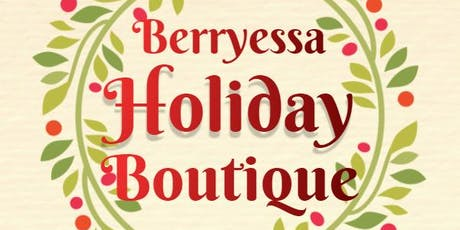 Berryessa Holiday Boutique tickets