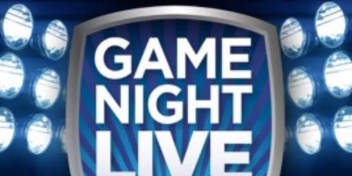Game Night Live 2019