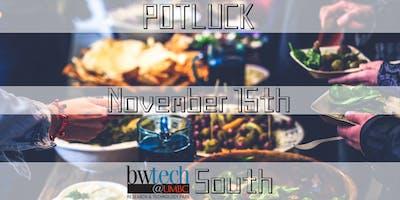 Potluck at bwtech South