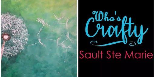 Who's Crafty SSM ~ Make A Wish ~ Soo Blasters