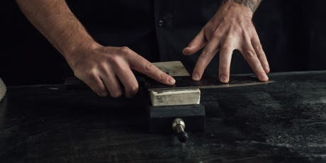 Knife Sharpening Fall Class tickets