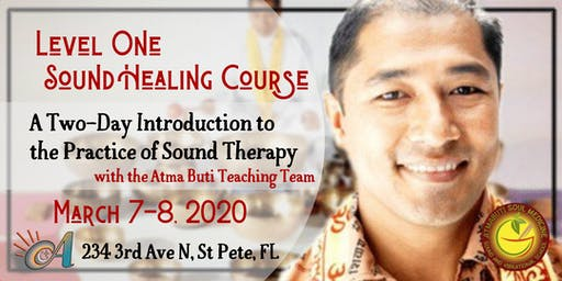 Level 1 Sound Healing Course: Intro to Himalayan Singing Bowl Therapy