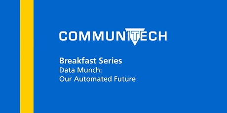 Communitech Breakfast Series: Data Munch tickets