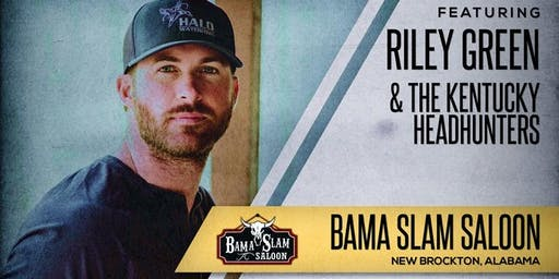 Bama Slam's New Year's Eve Bash with Riley Green