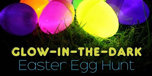 Glow in the Dark Easter Egg Hunt:KIds