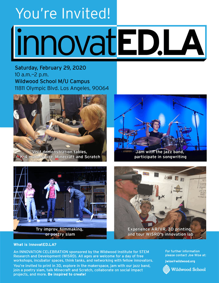 La Events February 2020.Innovated La 2020 Tickets Sat Feb 29 2020 At 10 00 Am