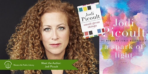 SOLD OUT - Jodi Picoult: The Facts Behind the Fiction (March 3, 2020)