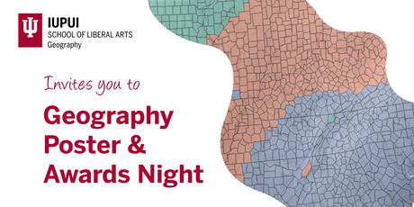 Geography Poster & Awards Night tickets